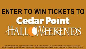 Cedar Point Halloweekends