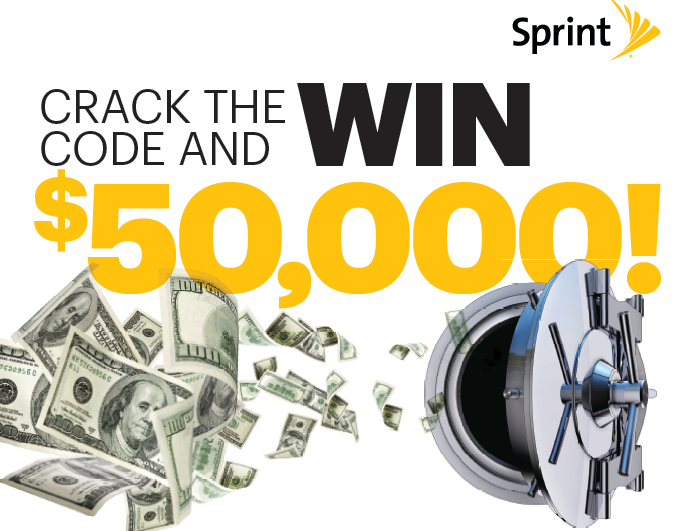 Sprint Crack the Code & Win
