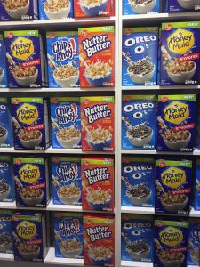 Post Consumer Brands New Cereals