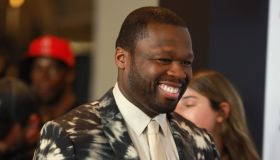 Curtis Jackson, 50 Cent at arrivals for...