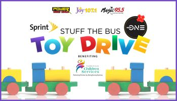 Stuff the Bus Campaign Columbus