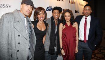 BET's 'The Game' Cast Meet & Greet