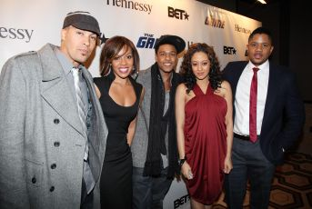 BET's 'The Game' Cast Meet & Greet