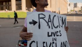 Cleveland Protest