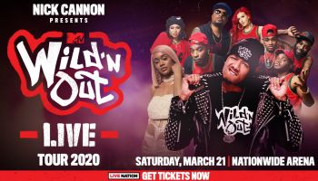 Nick Cannon Wild n Out Tour Columbus