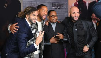 """Premiere Of Columbia Pictures' """"Bad Boys For Life"""" - Arrivals"""