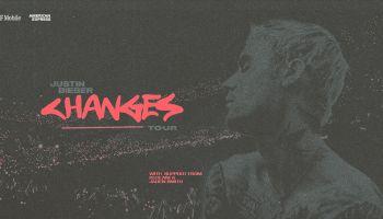 Justin Beiber Changes Tour