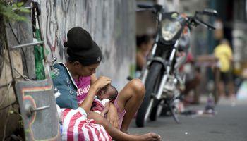 PHILIPPINES-ECONOMY-GROWTH