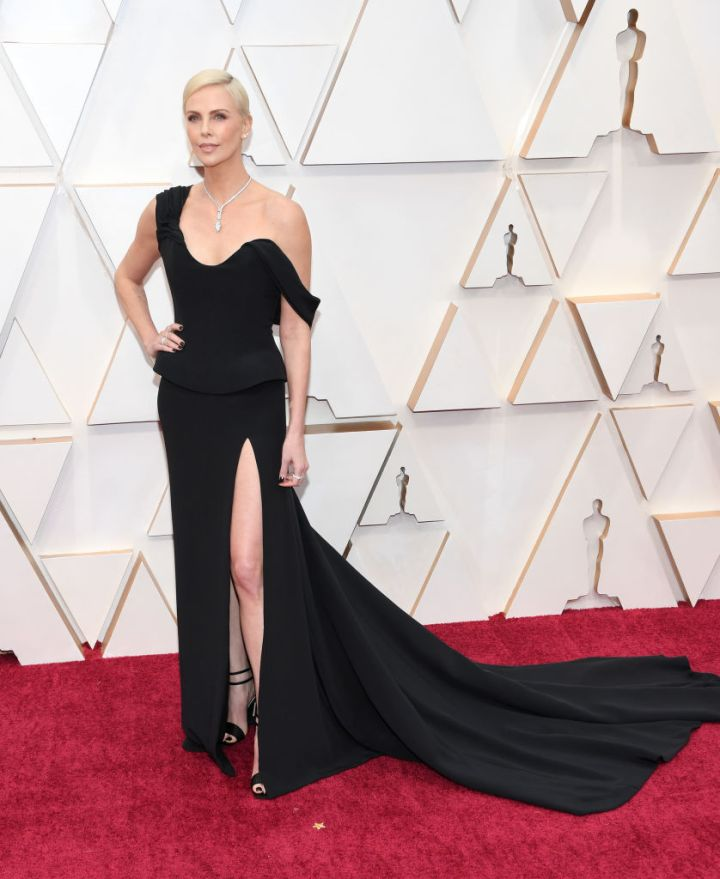 Charlize Theron in Dior
