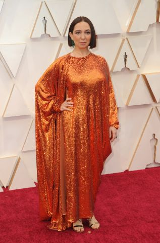 Maya Rudolph at arrivals for The 92nd Ac...