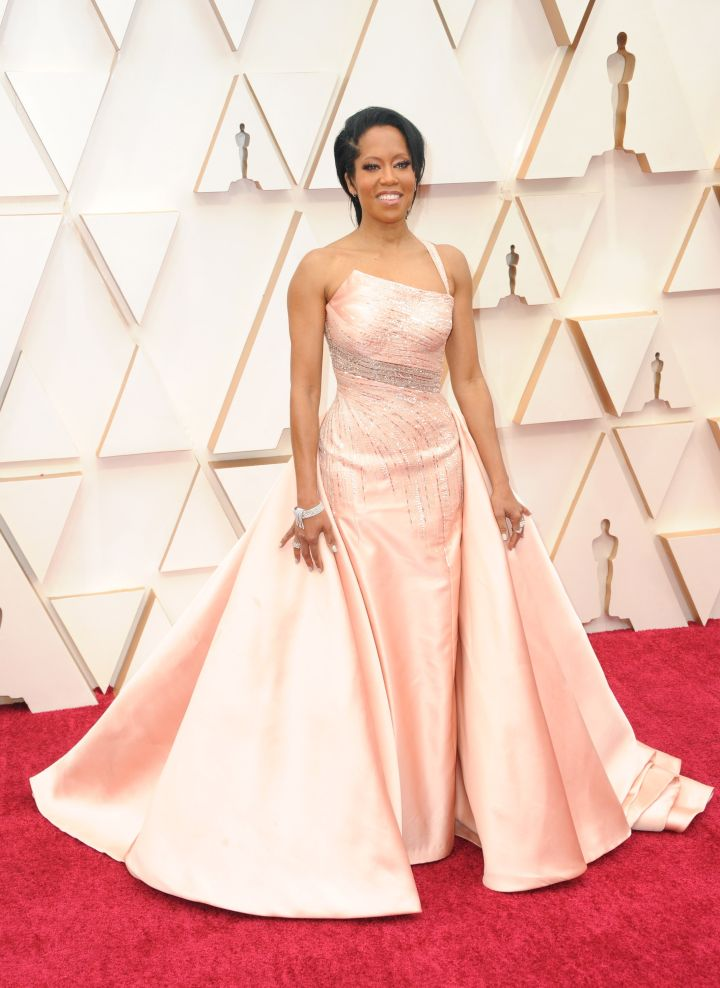 Regina King in Atelier Versace