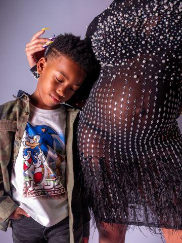 Micah Dixon Maternity Photo Shoot