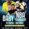 Lil Baby Columbus Show