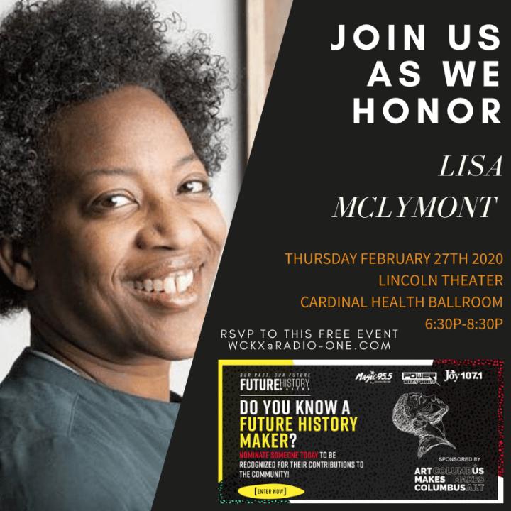 Future History Makers 2020: Lisa McLymont