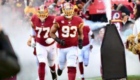 Redskins Vs. Lions
