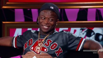 O.T. Genasis during an appearance on VH1's 'The Amber Rose Show'