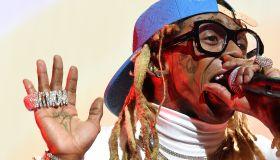 Lil Wayne NBA All Star 2020