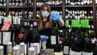 Food City wholesale food distribution center in Moscow amid coronavirus pandemic