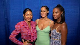Mixed-ish Panel With Yara Shahidi, Tika Sumpter, and Tracee Ellis Ross