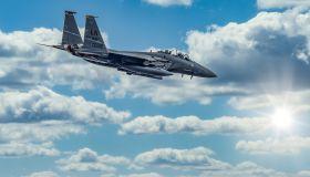 FILE: RAF Lakenheath F15